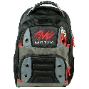 Motiv Intrepid Backpack  Black