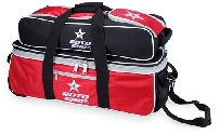 Roto Grip Triple Tote Roller Red/Black