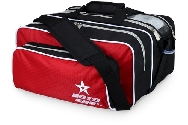 Roto Grip Double Tote Plus Red/Black