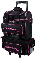 Storm Streamline 4 Ball Roller Black/Pink