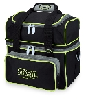 Storm 1 Ball Flip Tote Black/Grey/Lime