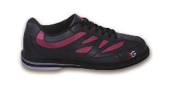 900 Global Cruze Black/Red