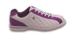 900 Global Womens Kicks White/Purple