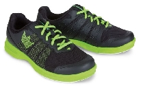 Brunswick Mens Fuze Black/Neon Green