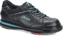 Dexter Ladies SST 8  Pro Black/Blue Trim