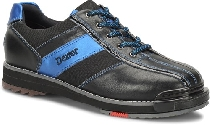 Dexter Mens SST 8 Pro Black With Blue Trim