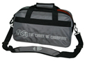 VISE 2 Ball Tote Clear Top Grey